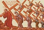Seguir a Jesús con su cruz