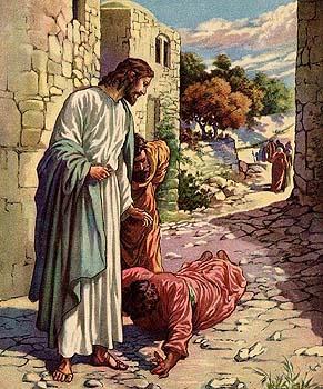 El leproso samaritano