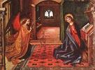 Anunciación de Gabriel a la Virgen