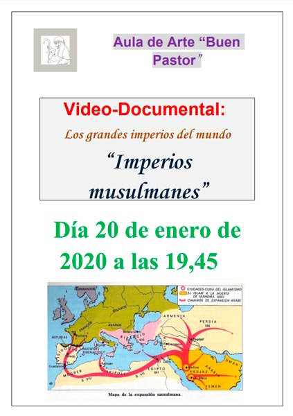 Vídeo documental sobre los Imperios musulmanes