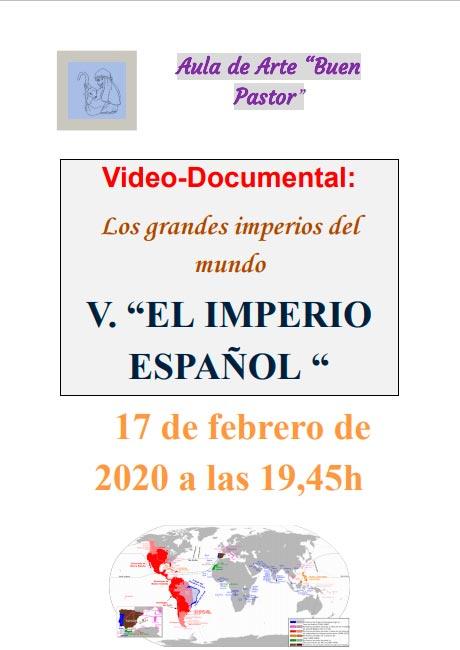 Vídeo documental sobre el Imperio español